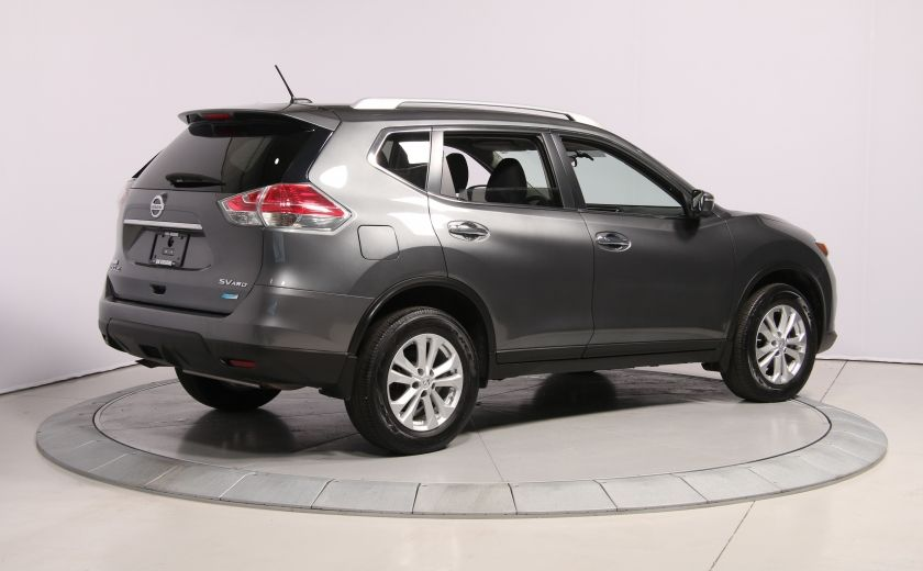 2015 Nissan Rogue SV #6