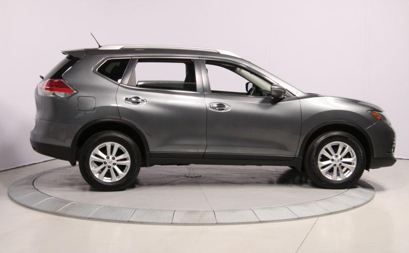 2015 Nissan Rogue SV #7