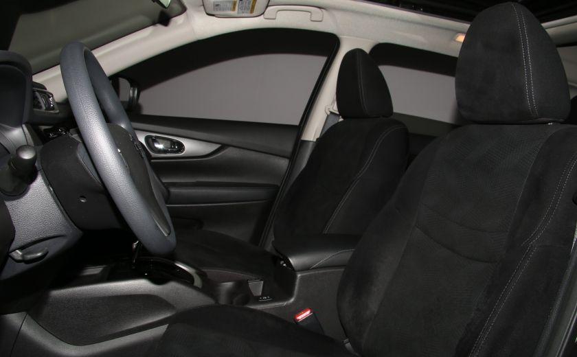 2015 Nissan Rogue SV #9