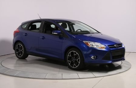 2013 Ford Focus SE SPORT A/C MAGS BLUETHOOT in Gatineau