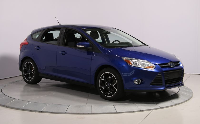 2013 Ford Focus SE SPORT A/C MAGS BLUETHOOT #0