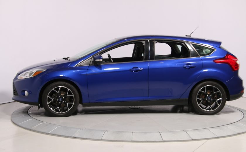 2013 Ford Focus SE SPORT A/C MAGS BLUETHOOT #3