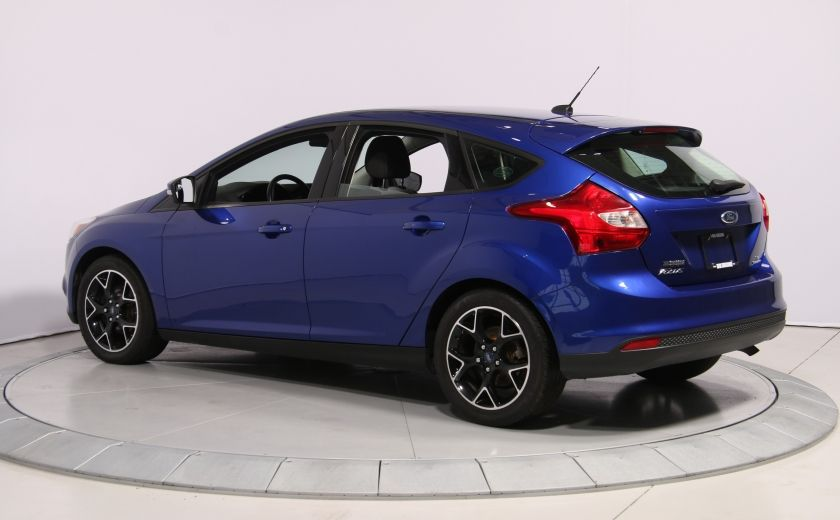 2013 Ford Focus SE SPORT A/C MAGS BLUETHOOT #4