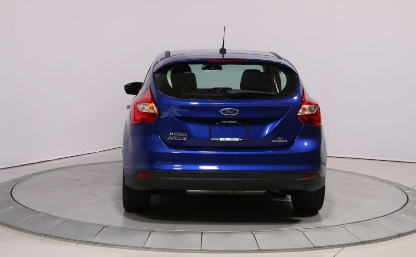 2013 Ford Focus SE SPORT A/C MAGS BLUETHOOT #5