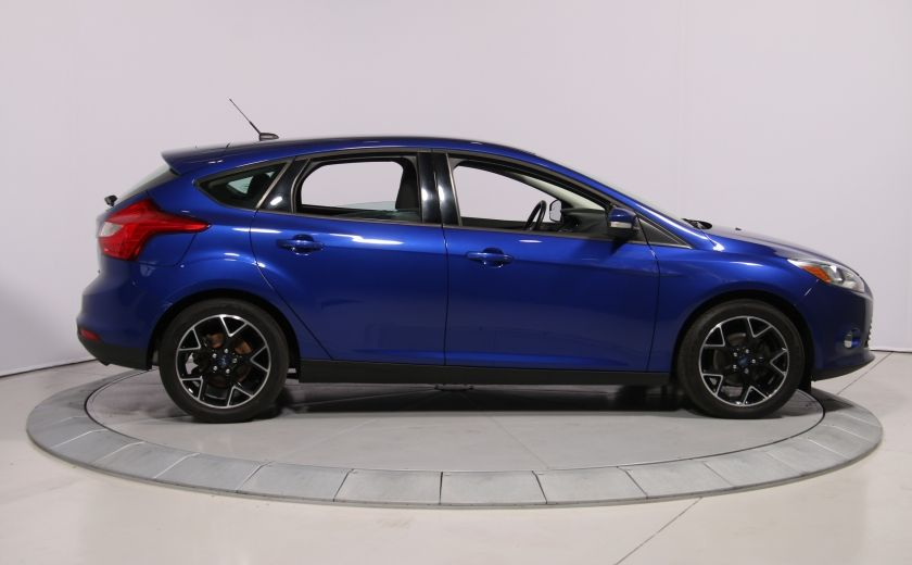 2013 Ford Focus SE SPORT A/C MAGS BLUETHOOT #7