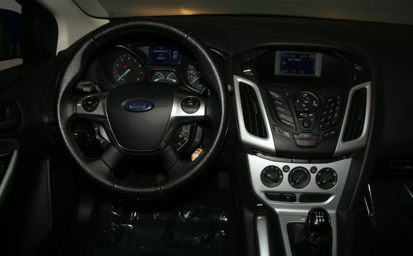 2013 Ford Focus SE SPORT A/C MAGS BLUETHOOT #12