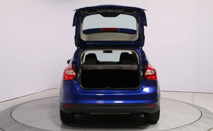 2013 Ford Focus SE SPORT A/C MAGS BLUETHOOT #24