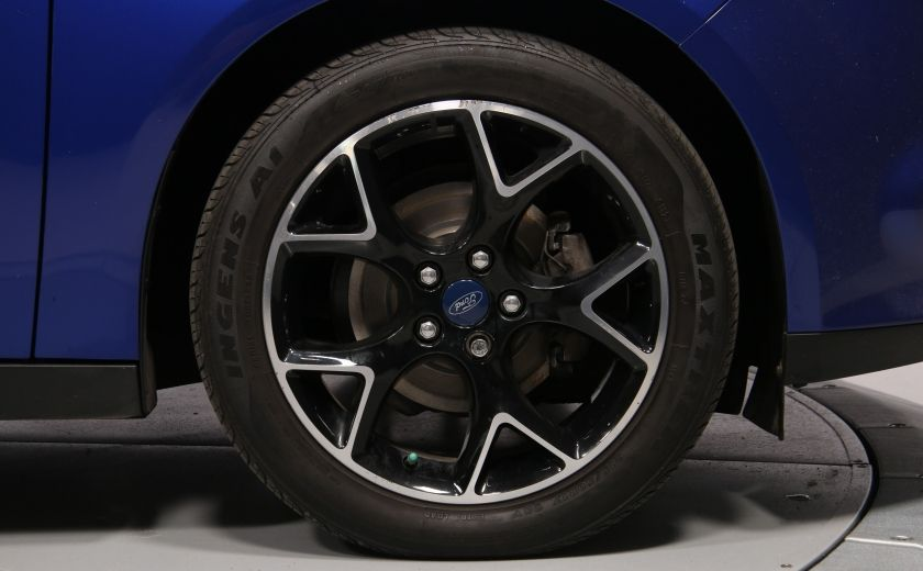 2013 Ford Focus SE SPORT A/C MAGS BLUETHOOT #28
