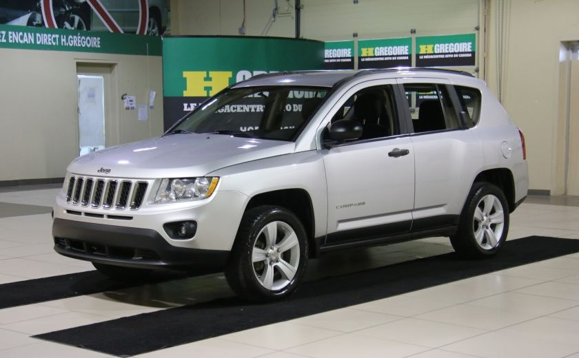 2012 Jeep Compass A/C MAGS #1