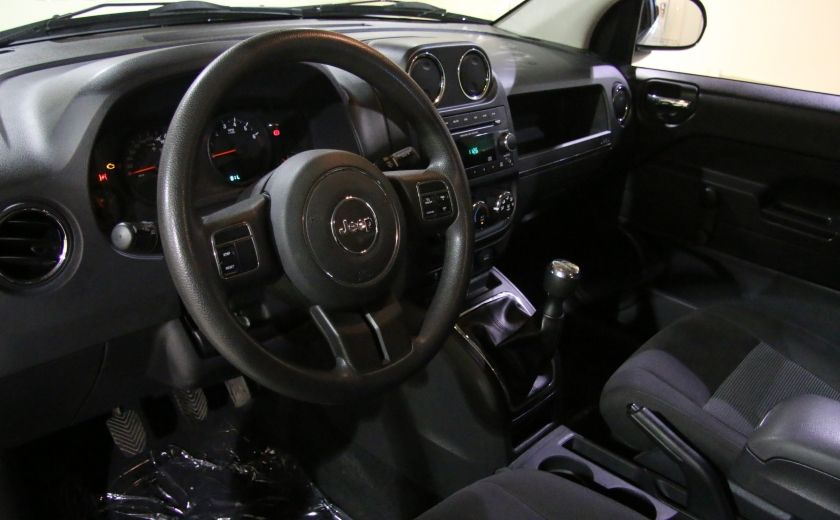 2012 Jeep Compass A/C MAGS #5