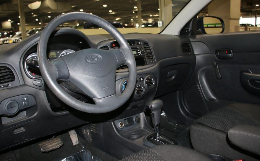 2010 Hyundai Accent L AUTO #9
