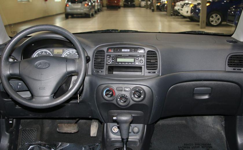 2010 Hyundai Accent L AUTO #11