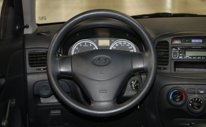 2010 Hyundai Accent L AUTO #12