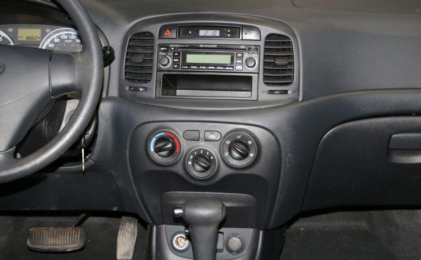 2010 Hyundai Accent L AUTO #13