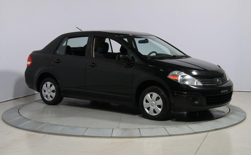 2011 Nissan Versa 1.6 Base A/C GR ELECT #0