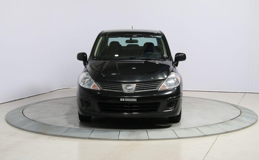 2011 Nissan Versa 1.6 Base A/C GR ELECT #1