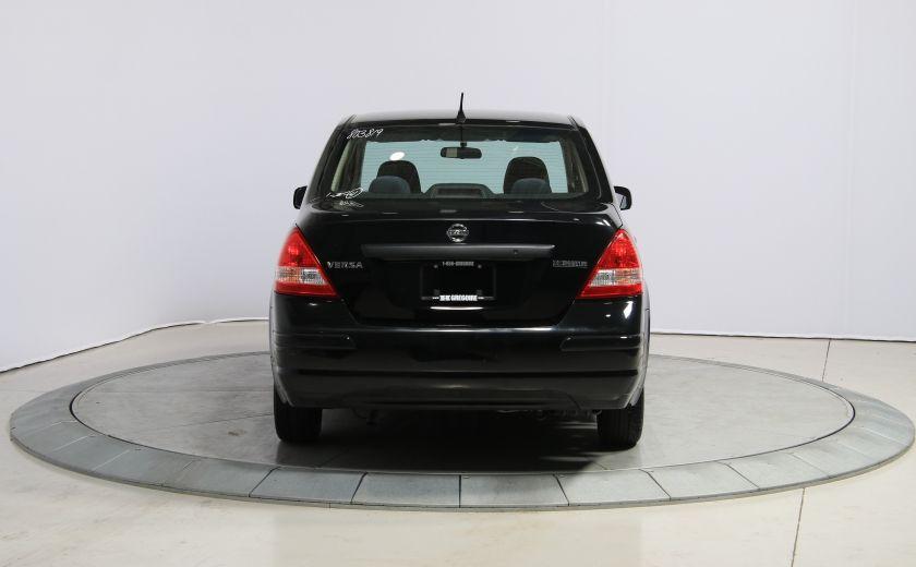 2011 Nissan Versa 1.6 Base A/C GR ELECT #5