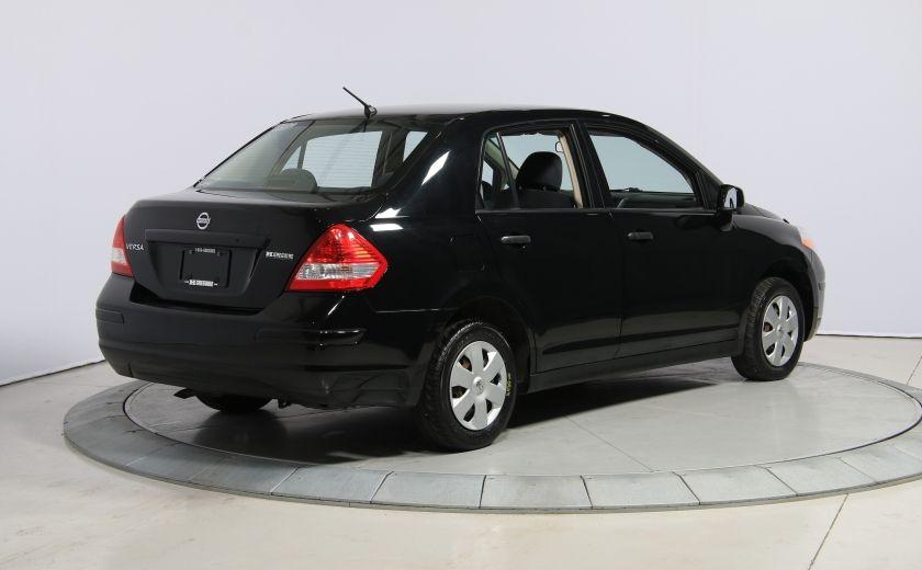 2011 Nissan Versa 1.6 Base A/C GR ELECT #6