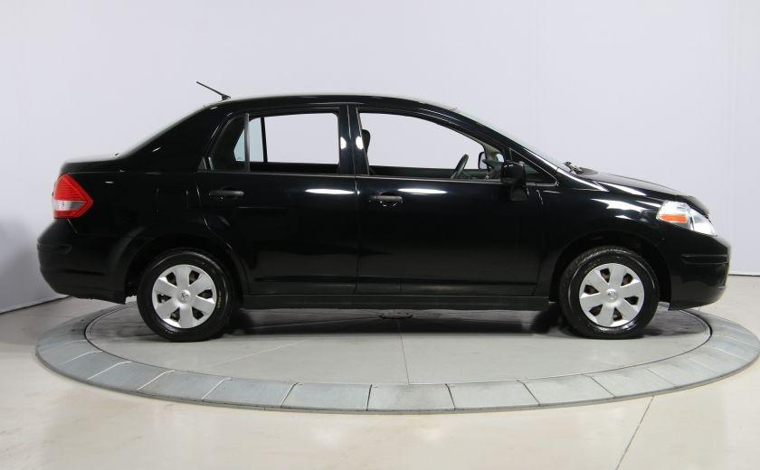 2011 Nissan Versa 1.6 Base A/C GR ELECT #7