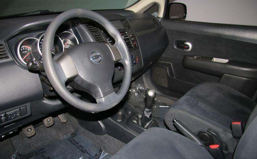 2011 Nissan Versa 1.6 Base A/C GR ELECT #8