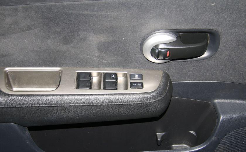 2011 Nissan Versa 1.6 Base A/C GR ELECT #10