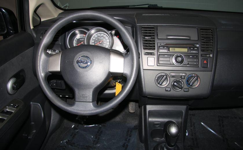 2011 Nissan Versa 1.6 Base A/C GR ELECT #12