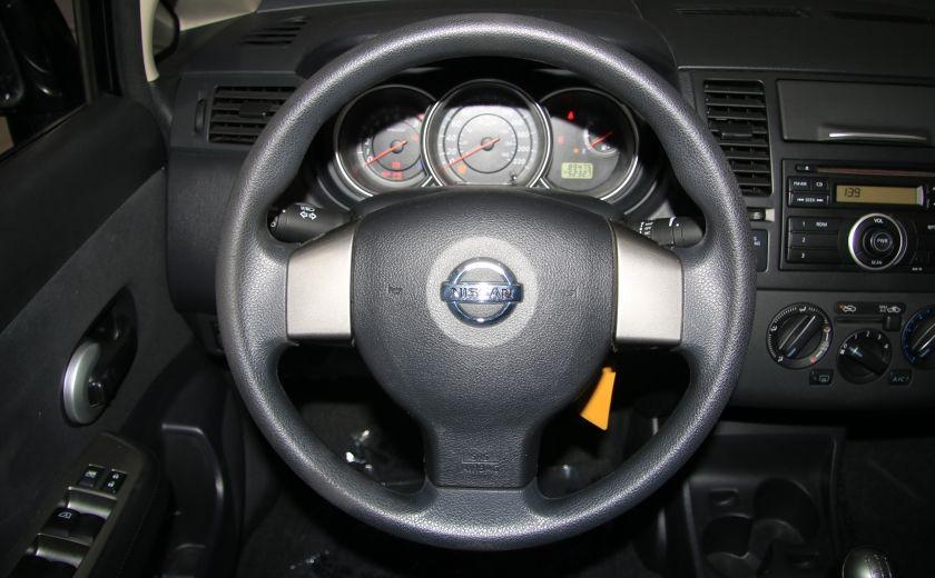 2011 Nissan Versa 1.6 Base A/C GR ELECT #13