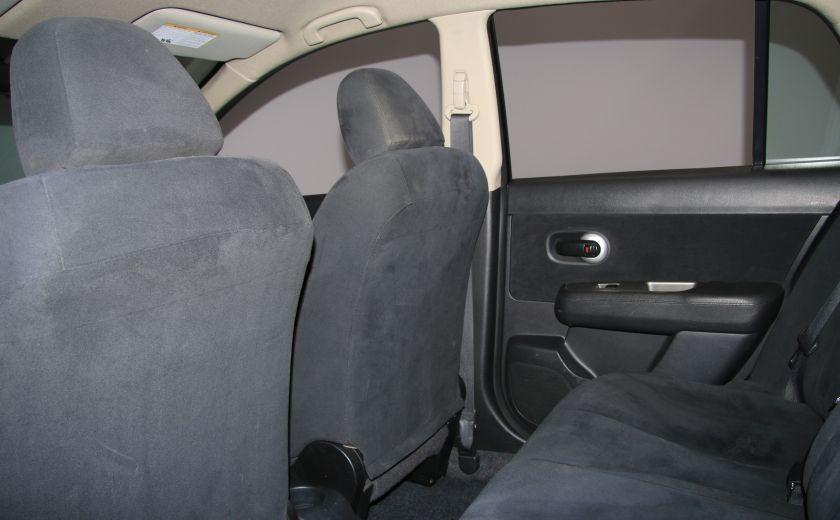 2011 Nissan Versa 1.6 Base A/C GR ELECT #15