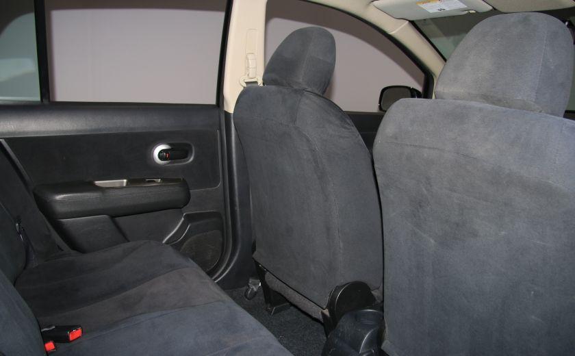 2011 Nissan Versa 1.6 Base A/C GR ELECT #17