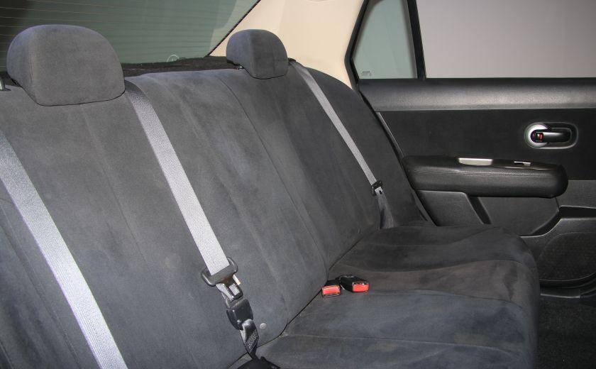 2011 Nissan Versa 1.6 Base A/C GR ELECT #18