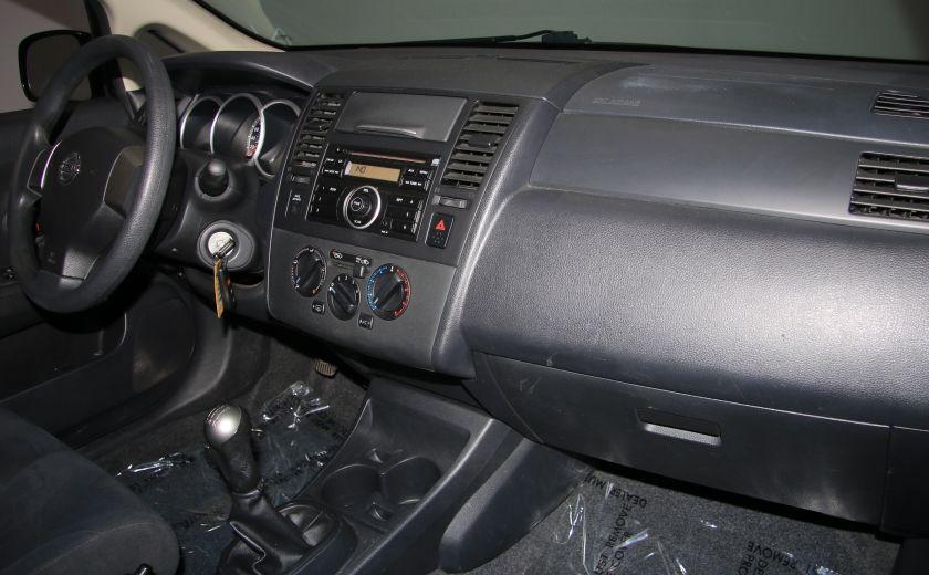 2011 Nissan Versa 1.6 Base A/C GR ELECT #19