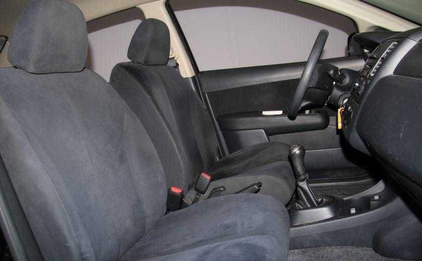 2011 Nissan Versa 1.6 Base A/C GR ELECT #21