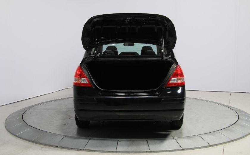 2011 Nissan Versa 1.6 Base A/C GR ELECT #24