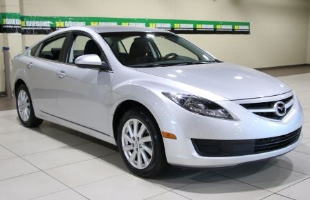 2013 Mazda 6 GS A/C GR ELECT MAGS BLUETHOOT in Carignan