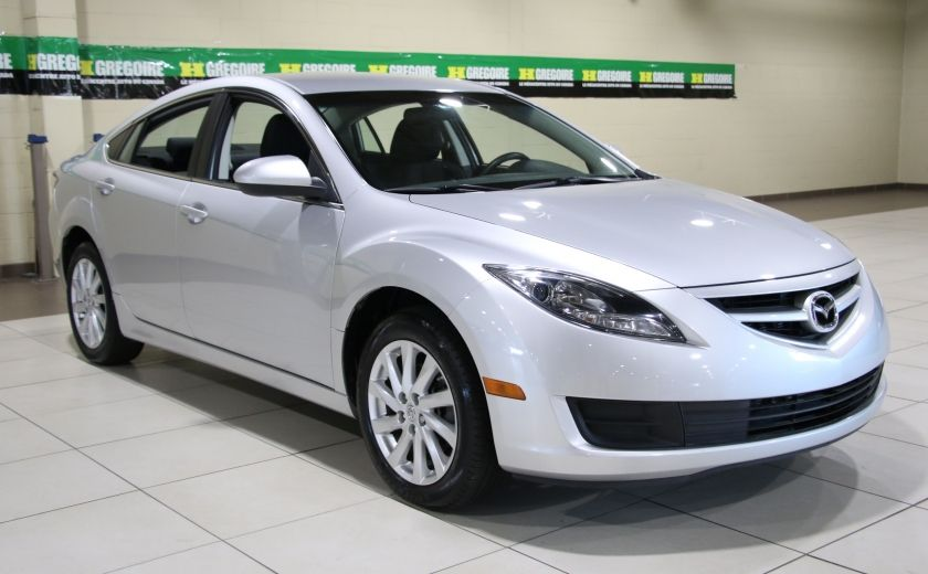 2013 Mazda 6 GS A/C GR ELECT MAGS BLUETHOOT #0