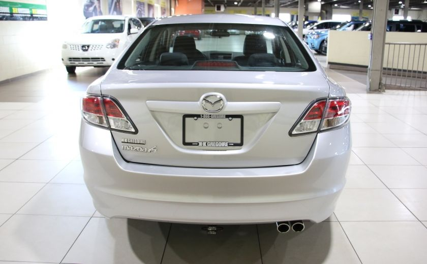 2013 Mazda 6 GS A/C GR ELECT MAGS BLUETHOOT #5