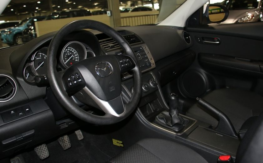2013 Mazda 6 GS A/C GR ELECT MAGS BLUETHOOT #8