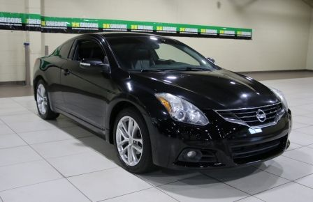 2012 Nissan Altima COUPE SR V6  6 VITESSES CUIR TOIT MAGS in New Richmond