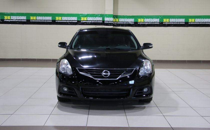 2012 Nissan Altima COUPE SR V6  6 VITESSES CUIR TOIT MAGS #1