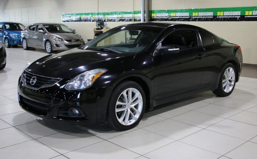 2012 Nissan Altima COUPE SR V6  6 VITESSES CUIR TOIT MAGS #2