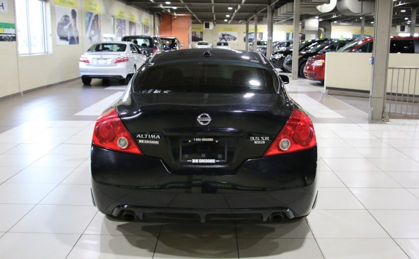 2012 Nissan Altima COUPE SR V6  6 VITESSES CUIR TOIT MAGS #5
