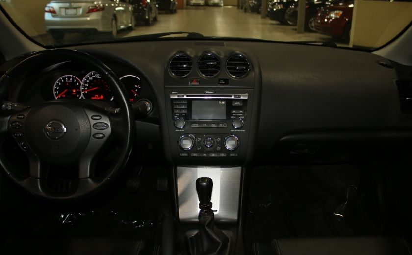 2012 Nissan Altima COUPE SR V6  6 VITESSES CUIR TOIT MAGS #12