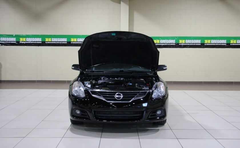2012 Nissan Altima COUPE SR V6  6 VITESSES CUIR TOIT MAGS #25
