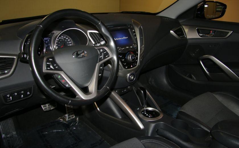 2013 Hyundai Veloster TECH AUTO A/C TOIT NAV CAMERA RECUL #8