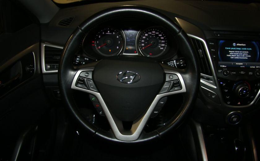 2013 Hyundai Veloster TECH AUTO A/C TOIT NAV CAMERA RECUL #14