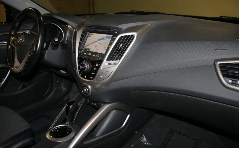 2013 Hyundai Veloster TECH AUTO A/C TOIT NAV CAMERA RECUL #23