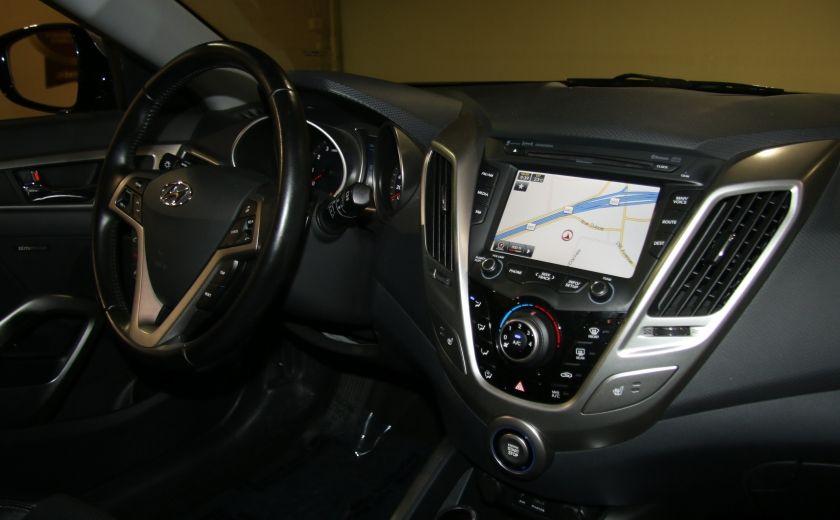 2013 Hyundai Veloster TECH AUTO A/C TOIT NAV CAMERA RECUL #24