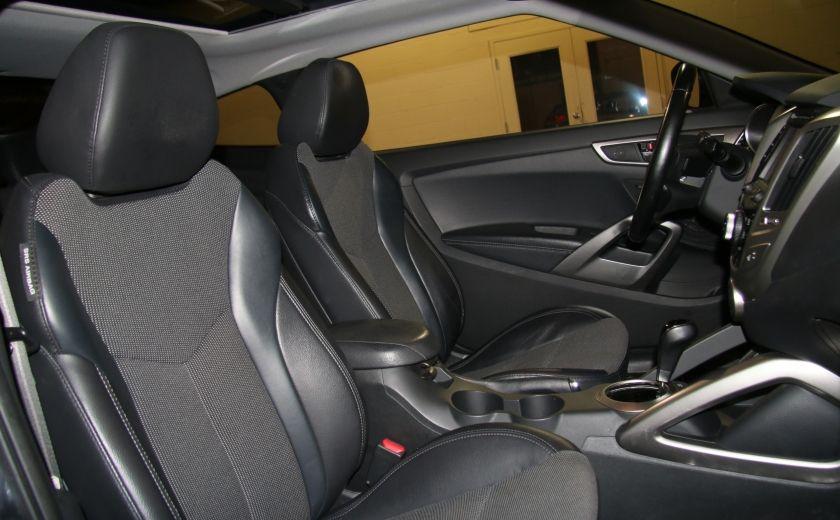2013 Hyundai Veloster TECH AUTO A/C TOIT NAV CAMERA RECUL #25