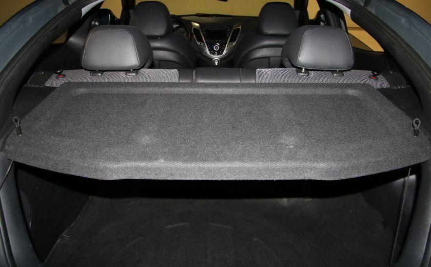 2013 Hyundai Veloster TECH AUTO A/C TOIT NAV CAMERA RECUL #29