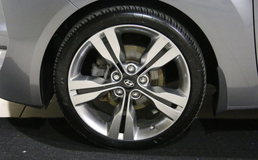 2013 Hyundai Veloster TECH AUTO A/C TOIT NAV CAMERA RECUL #32